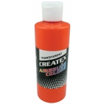 Createx™ Airbrush Paint 4oz Orange: Orange, Bottle, 4 oz, Airbrush, (model 5119-04), price per each