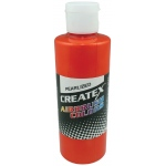 Createx™ Airbrush Paint 2oz Pearlescent Tangerine: Orange, Bottle, 2 oz, Airbrush, (model 5312-02), price per each