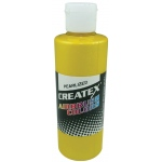 Createx™ Airbrush Paint 4oz Pearlescent Pineapple: Yellow, Bottle, 4 oz, Airbrush, (model 5311-04), price per each