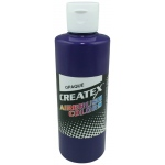 Createx™ Airbrush Paint 2oz Opaque Purple: Purple, Bottle, 2 oz, Airbrush, (model 5202-02), price per each