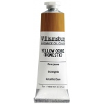 Williamsburg® Handmade Oil Paint 37ml Yellow Ochre (domestic): Yellow, Tube, 37 ml, Oil, (model 6001401-9), price per tube
