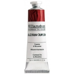 Williamsburg® Handmade Oil Paint 37ml Alizarin Crimson: Red/Pink, Tube, 37 ml, Oil, (model 6000684-9), price per tube