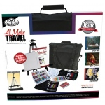 Royal & Langnickel® All Media Travel Artist Set: Multi, Acrylic, Oil, Watercolor, (model FA-202), price per set