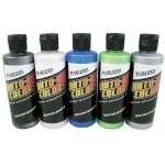 Auto-Air Colors™ Airbrush Paint Pearlized Set: Multi, Bottle, 4 oz, Airbrush, (model 4950-03), price per set