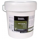Liquitex® Matte Medium 1 gallon: Matte, 128 oz