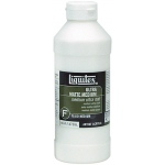 Liquitex® Ultra Matte Medium 16oz: Matte, 16 oz