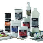 Liquitex Acrylic Mediums Display: Assortment A
