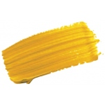 Golden® OPEN Acrylic Paint 2oz. Aureolin Hue: Yellow, Tube, 2 oz, 59 ml, Acrylic, (model 0007463-2), price per tube