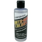 Auto-Air Colors™ Aluminum Medium Base Coat 4oz: Bottle, 4 oz, Medium, Airbrush, (model 4102-04), price per each