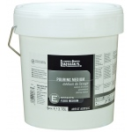 Liquitex® Pouring Medium 1 Gallon: 128 oz, Acrylic Painting