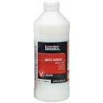 Liquitex® Matte Varnish 32oz: Matte, 32 oz, Varnish