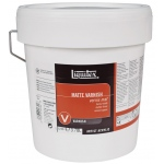 Liquitex® Matte Varnish 1 gallon: Matte, 128 oz, Varnish, (model 5236), price per each