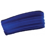 Golden® Fluid Acrylic 1 oz. Phthalo Blue (Red Shade): Blue, Red/Pink, Bottle, 1 oz, 30 ml, Acrylic, (model 0002260-1), price per each
