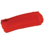 Golden® Fluid Acrylic 1 oz. Pyrrole Red: Red/Pink, Bottle, 1 oz, 30 ml, Acrylic, (model 0002277-1), price per each