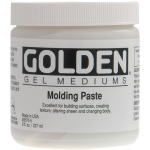 Golden® Traditional Molding Paste 8 oz.: 236 ml, 8 oz, Texture, (model 0003570-5), price per each