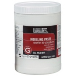 Liquitex® Modeling Paste 32oz: 32 oz, Texture, (model 5532), price per each