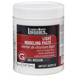 Liquitex® Light Modeling Paste 16oz: 16 oz, Texture