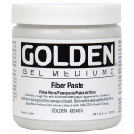 Golden® Fiber Paste 8 oz.: 236 ml, 8 oz, Texture, (model 0003240-5), price per each