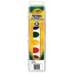 Crayola Washable Watercolors 8-Color Set