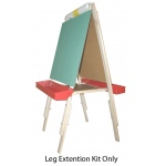 Beka Ultimate Easel: Extension Leg Kit Only