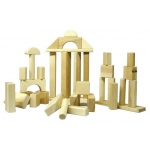 Beka Traditional Standard Block Set: 36 Pieces Set