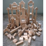 Beka Special Shapes Block Collection: 120 Pieces Set
