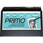 Primo® Euro Blend™ 324-Piece Charcoal Pencil Display: Multi, Charcoal, (model 59-DIS), price per each