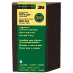 3M™ Angled Medium Grit Sanding Sponge: Medium, Sanding Sponge, (model CP041NA), price per each
