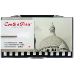 Conte™ Pastel Crayons White 2B: White/Ivory, Crayon, Drawing, (model C50235), price per pack
