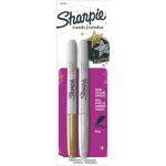 Sharpie Fine Point Metallic Gold/Silver Permanent Marker Set