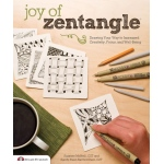 Zentangle® Joy of Zentangle® Book: Book, (model DO5398), price per each