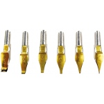 Speedball® Calligraphy Broad Edge Pen Points A1 Square: A-Style, Square Nib, Calligraphy, (model H30010), price per box
