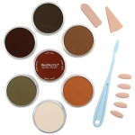 PanPastel® Ultra Soft Artists' Painting Pastel Weathering & Rust Set: Multi, Pan, Ultra Soft