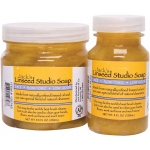Jack's 4oz. Linseed Studio Soap: Soap, 4 oz, Soap & Cleaners, (model 120740), price per each