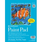 "Strathmore 9"" x 12"" Tape Bound Paint Pad"