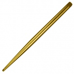 Speedball® Classic Gold Pen Nib Holder: Pen Holder, (model H9464), price per each