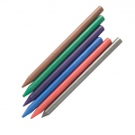 Heritage Arts™ Apollo Replacement 5.6mm Lead Pack Assorted Colors: HB, Assorted, 5.6mm, 6-Pack, Lead