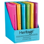 Heritage Arts™ 36-piece Notebook Assortment: Multi, Multi, (model HM36D), price per each