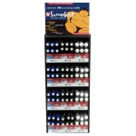 SumoGrip® Mechanical Pencil Display: Pencil, Black/Gray, Multi, Mechanical, (model S57694D), price per each