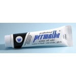 Original Permalba White Oil Color: 150ml, Tube