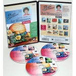 Susan Scheewe Art Workshop Series 12A: 3 DVD Set
