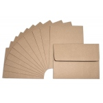 Canvas Corp Envelopes: Kraft A2