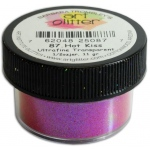 Art Institute Glitter Ultrafine Transparent Glitter: Hot Kiss