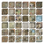Advantus Tim Holtz Ideaology Paper Stash Destinations