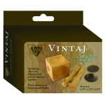 Vintaj The BeadSmith Wood Doming Dapping Block