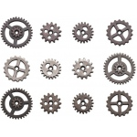 Advantus Tim Holtz Ideaology Mini Gears