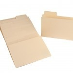 "7Gypsies Manila Folder: Blank, 4"" x 6"""