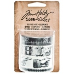 Advantus Tim Holtz Ideaology Tissue Tape: Elements