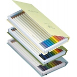 Tombow Irojiten Color Pencils: Rainforest Pencil Set, Volumes 1, 2 and 3