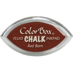 Clearsnap ColorBox Fluid Chalk Cat's Eye: Red Barn